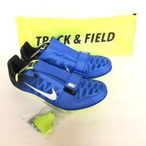 NEW Nike Zoom LJ4 Long Jump Mens Shoes Sz 13